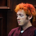 James Holmes at court hearing