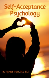 Self-Acceptance Psychology Book Cover